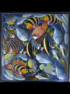 Стиль живописи Тингатинга (Tingatinga)