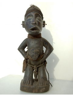 Статуэтка Bakongo Nkisi Power Figure [Конго], 38 см