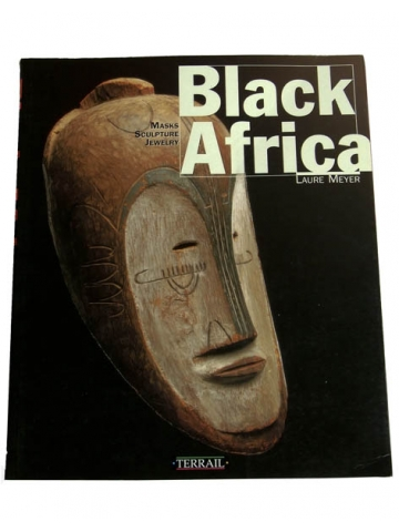 Купить книгу Laura Mayer - Black Africa: Masks, Sculpture, Jewelry