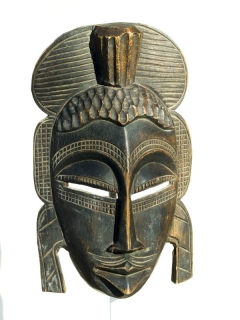 Senufo [Кот-д'Ивуар], 32 см