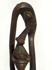 Африканская статуэтка Makonde из коллекции Рамзес