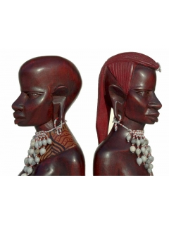 Масаи, бюст [Кения], 31 см