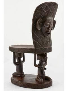 Stool Chokwe [Ангола], 25х40х70 см