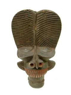 Night Society Mask Bacham [Камерун], 32 см
