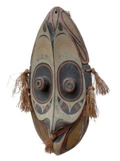 Маска Sepik Savi [Новая Гвинея]