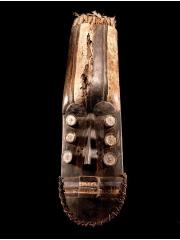 Африканская маска народности Grebo (Либерия, Кот-д'Ивуар)