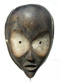 Маска Lulua [Конго]