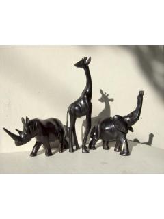Коллекция фигурок [Кения], 3 штуки