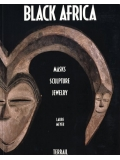 "Книга ""Black Africa: Masks, Sculpture, Jewelry"" [Laura Mayer]"