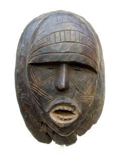 Ogoni [Нигерия], 35 см