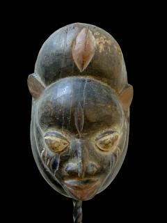 Маска Yoruba Gelede [Нигерия], 26 см