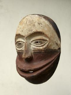 Маска Hemba [Конго], 30 см