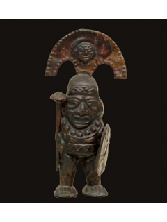 Tumi [Перу], 14 см