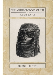 Книга Anthropology of Art, Robert Layton