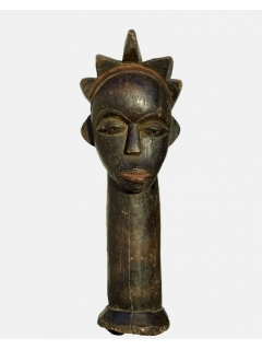 Статуэтка Fang Bieri Heads [Габон], 48 см