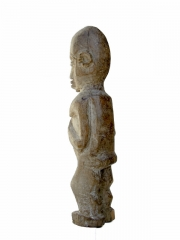 Аутентичная африканская статуэтка Lobi Bateba Phuwe shrine figure