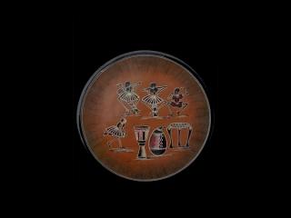 Новые поступления африканских тарелок и ваз