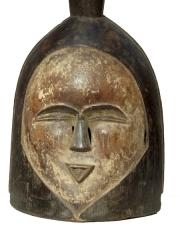 Ритуальный колокол народности Vuvi, Габон