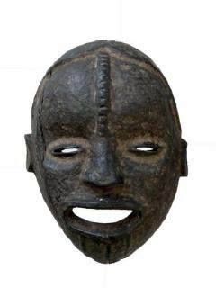 Маска Ibibio Mfon [Нигерия]