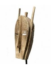 Африканская маска Bamana Hyena Kore [Мали], 47 см