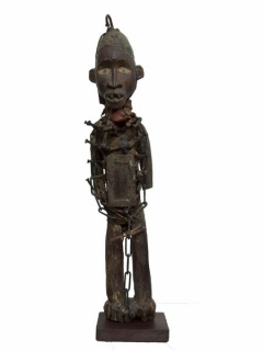 Nkisi Nkondi Power Figure [Конго], 75 см