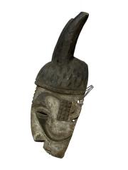 Африканская маска народности Igbo, Нигерия
