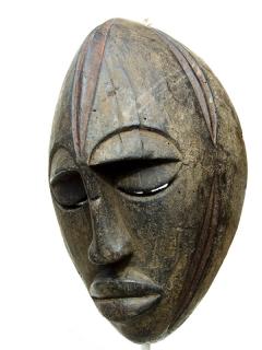 Маска Ligbi [Кот-д'Ивуар], 33 см
