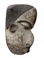 Ритуальная африканская маска Pende (Конго)