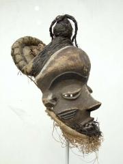 Африканская маска Pende из Конго