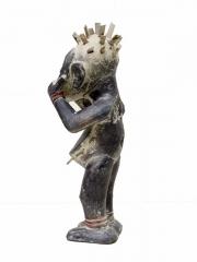 Ритуальная статуэтка Mambila Tadep для восстановления справедливости