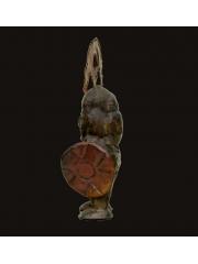 Фигурка Tumi из металла