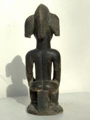 Африканская статуэтка племени Punu, Габон