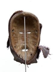 Ритуальная африканская маска Igbo Okoroshi Ojo (Нигерия)