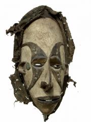 Африканская маска Igbo Spirit, Нигерия