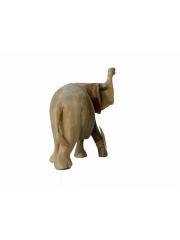 Купить фигурку африканского слона из дерева длиной 16 см