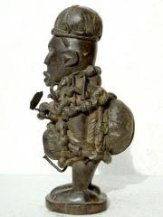 Статуэтка фетиш силы Nkisi Bakongo Конго