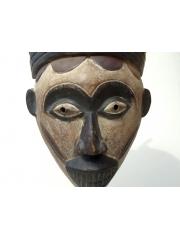 Африканская маска Ibibio из Нигерии