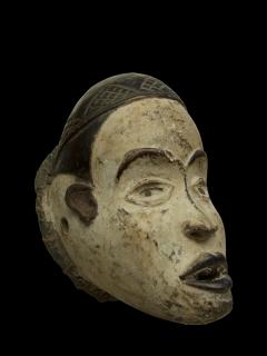 Маска Bakongo Fetish [Конго], 26 см