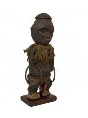 Африканская ритуальная статуэтка народности Aduma (Конго)