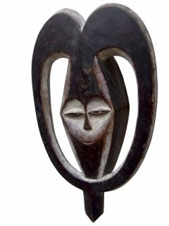 Kwele [Габон], 47 см