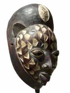 Маска Yoruba Egungun [Нигерия]