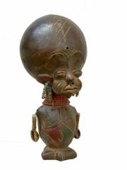 """Глиняная фигурка """"Дом бога"""" из Камеруна"""