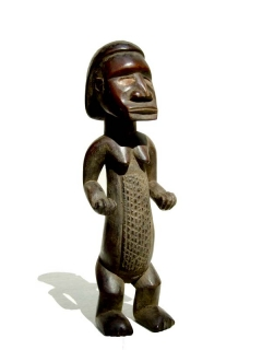 Beembe Fetish [Конго], 21 см
