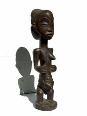 Ритуальная статуэтка Hemba Memorial из Конго