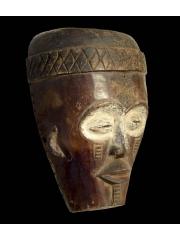 Африканская маска народности Chokwe (Ангола)