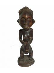Ритуальная статуэтка предка Hemba из Конго