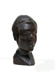 """Африканская статуэтка """"Зиц-председатель"""""""