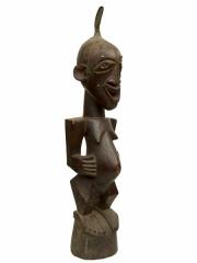 Фетиш Songye Power Horn (Конго) с рогом