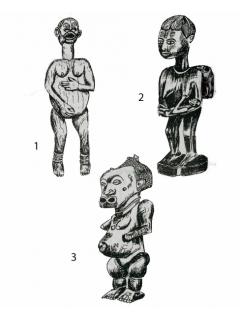 Колдовские фигуры