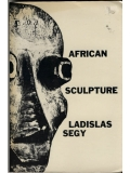 "Книга ""African Sculpture"" [Ladislas Segy]"